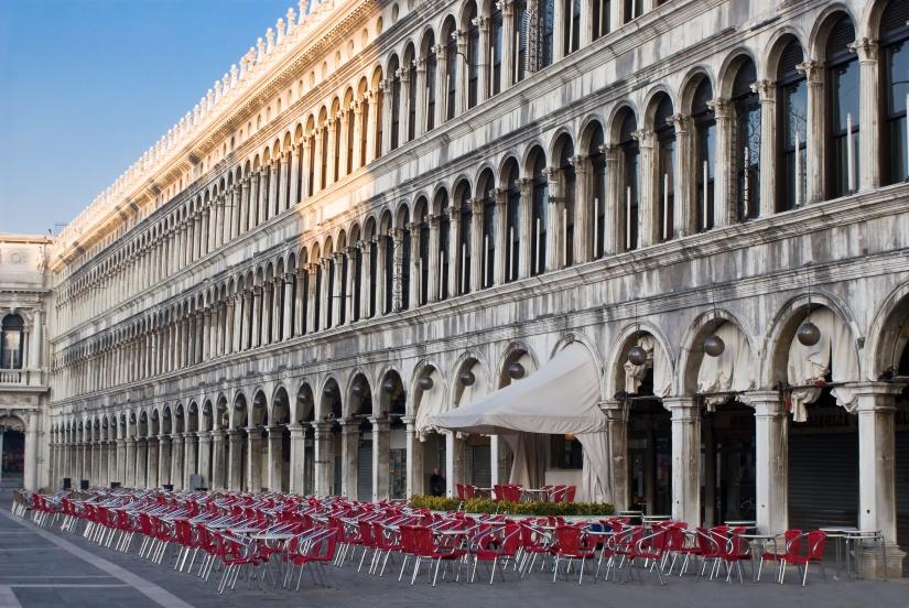 Procuratie Nuove, Venezia