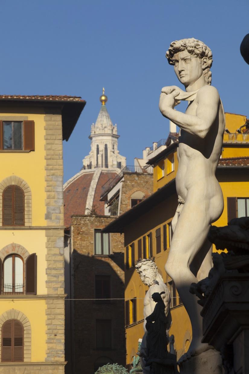 Italia,Toscana,Firenze,David di Michelangiolo