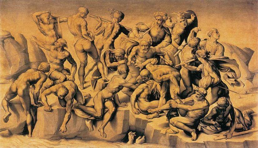 1024px-bastiano_da_sangallo_-_the_battle_of_cascina_-_wga20743