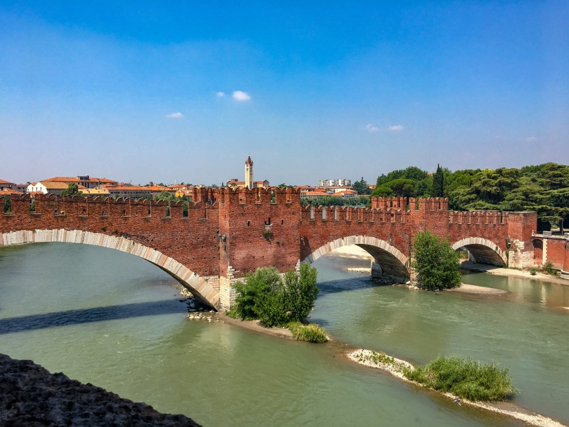 Castelvecchio Bridge, Verona, Italy